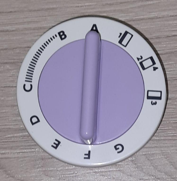 Ручка регулятор выбора стежка Janome VS 50 и др.   Цена 350 руб