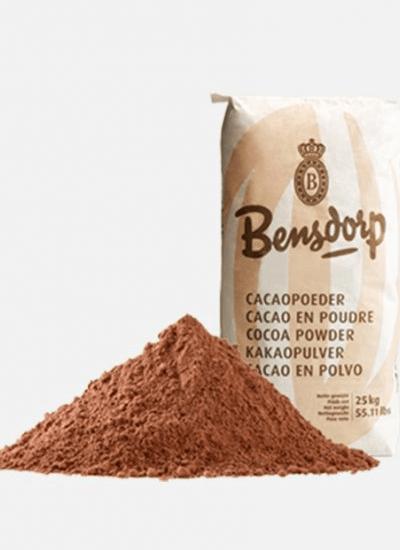 Какао - порошок алкализированный (Bensdorp)