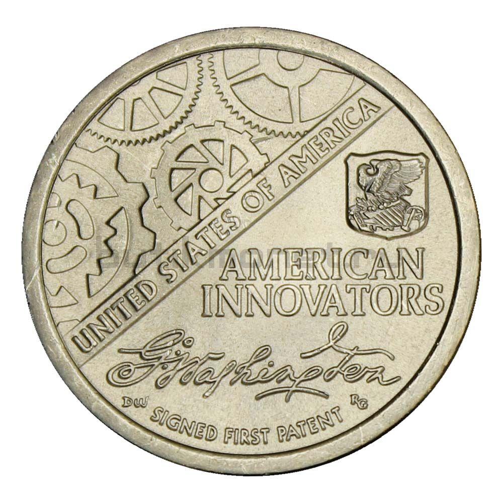 1 доллар 2018 США Первый патент (Американские инновации)