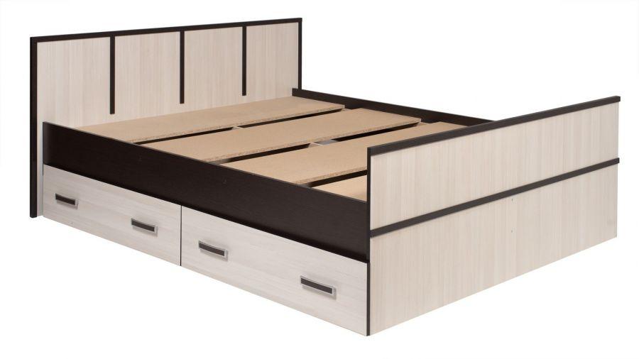 Сакура кровать 1,4м БТС