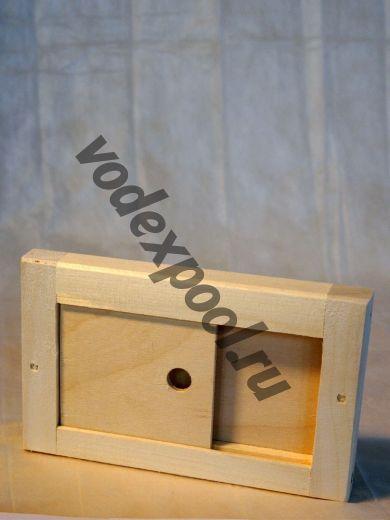Задвижка малая деревянная