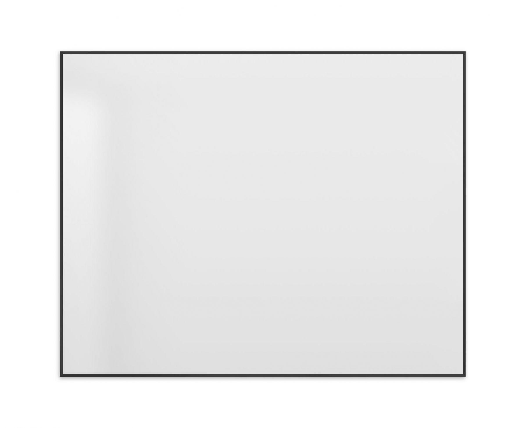 Зеркало для ванной комнаты BelBagno SPC-AL-1000-800 Nero ФОТО
