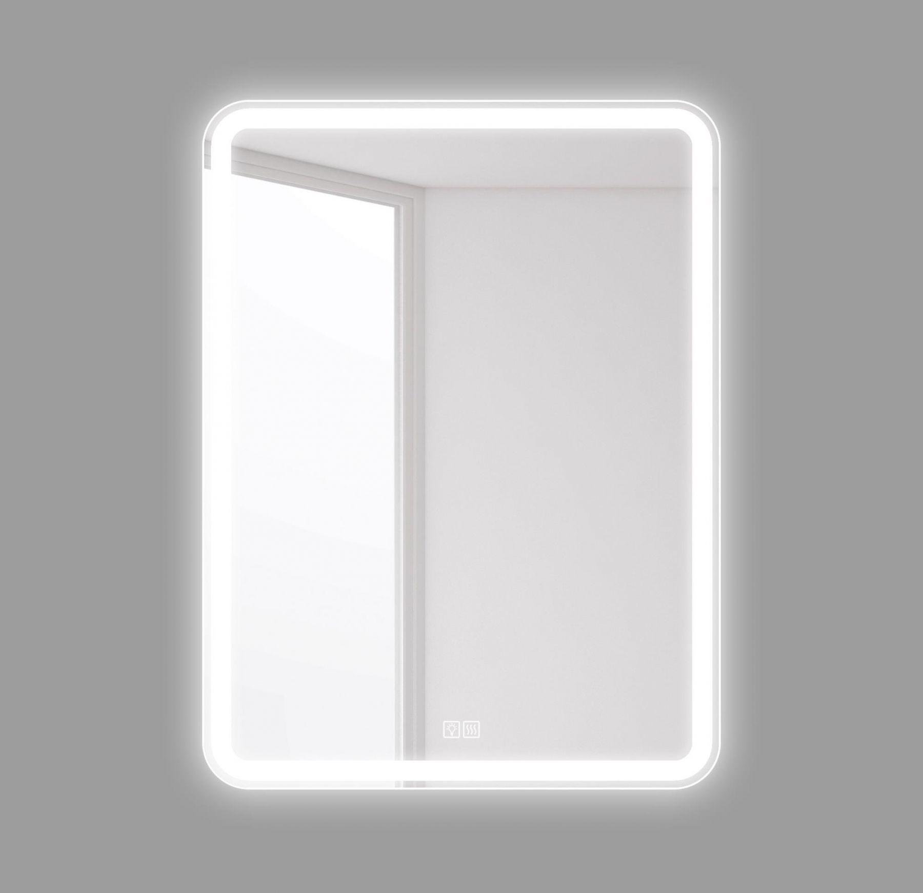 Зеркало для ванной комнаты BelBagno SPC-MAR-600-800-LED-TCH-WARM ФОТО