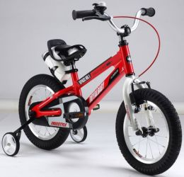 Royal baby Freestyle Space №1 Alloy Alu 16 Red