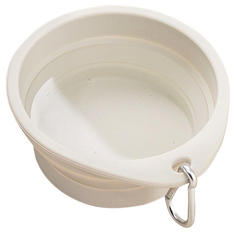 Складная миска для животных Xiaomi Jordan Judy Pet Silicone Folding Bowl (Small, 480 ml)
