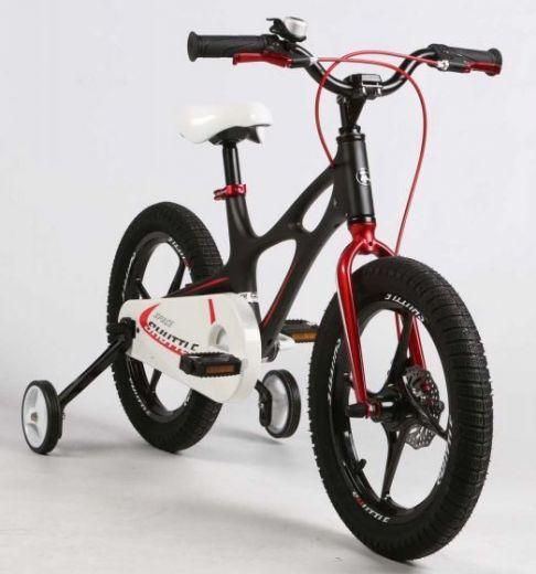 Велосипед детский Royal Baby Space Shuttle 18 Black 2021