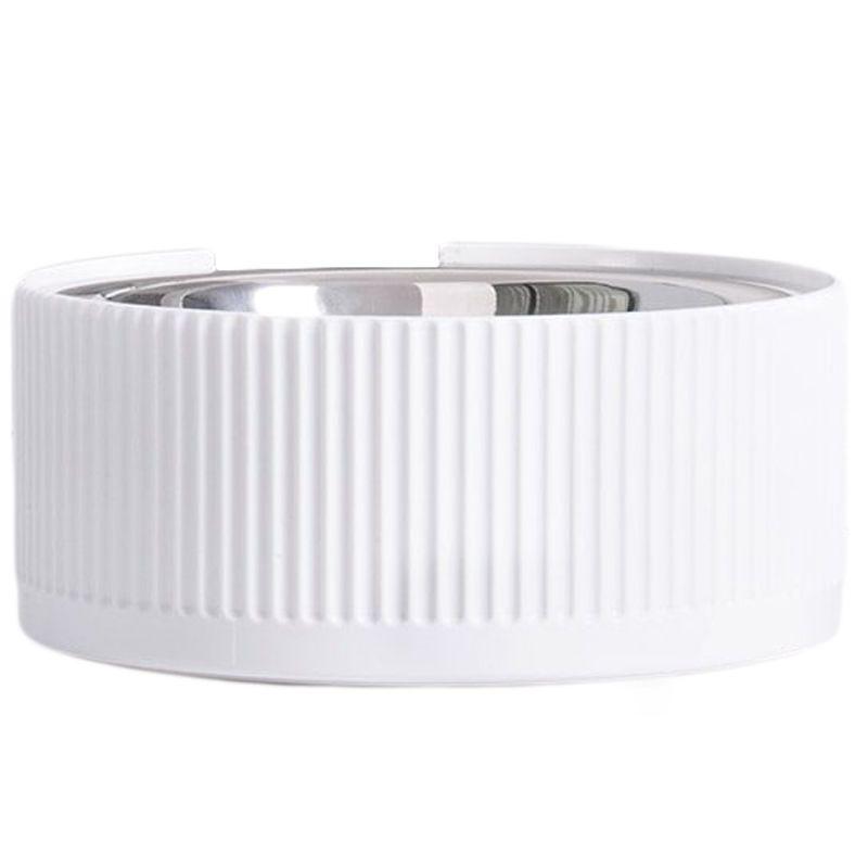 Миска для животных Xiaomi Furrytail BoBowl Pet Steel Food Bowl ( Белая )