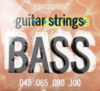 EMUZIN 4S45-100 (045-100) Струны для бас-гитары (4 стр.)