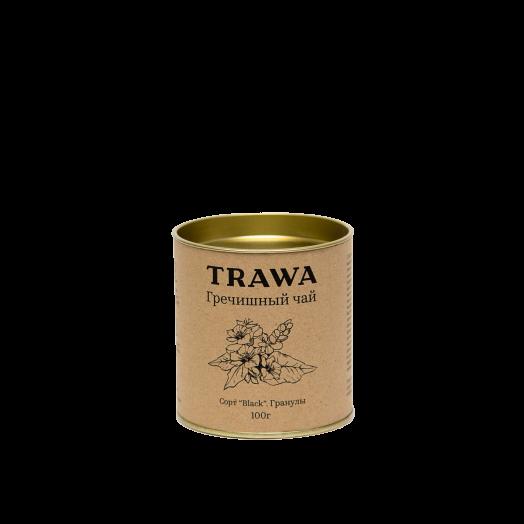 Гречишный чай Black (гранулы)