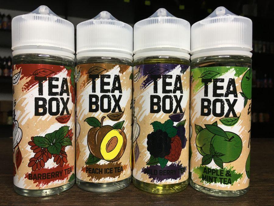 Жидкость Tea Box 120мл