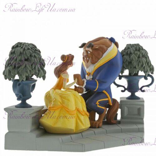 """Фигурка Красавица и Чудовище """"Disney. Britto"""""""