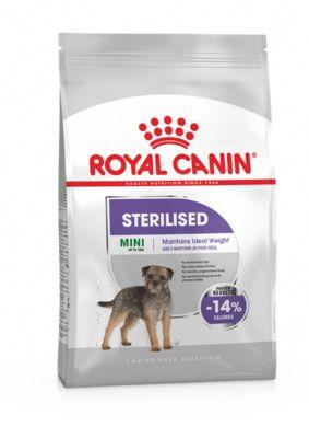 Royal Canin для стерилизованных собак малых пород