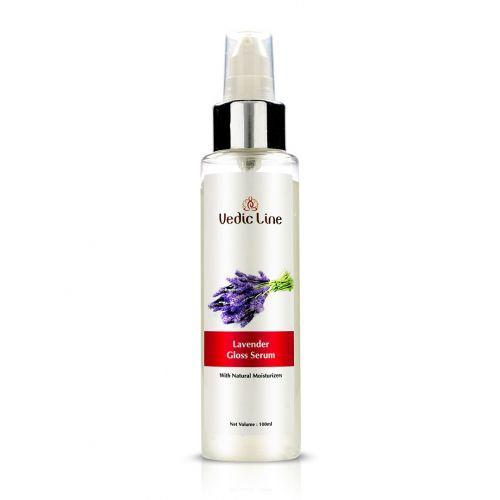 Сыворотка для лица увлажняющая Лаванда | Lavender gloss serum | 100 мл | Vedic Line