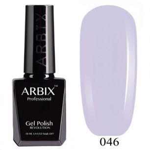Гель лак  ARBIX № 46 Зимний сад