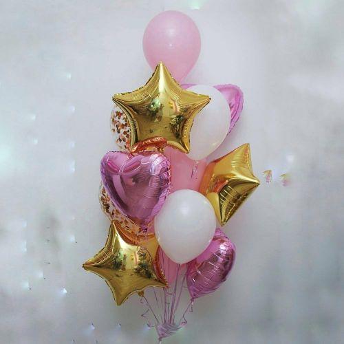 Сет из воздушных шаров 8
