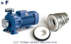 Торцевое уплотнение насоса Pedrollo F-F4 50/200