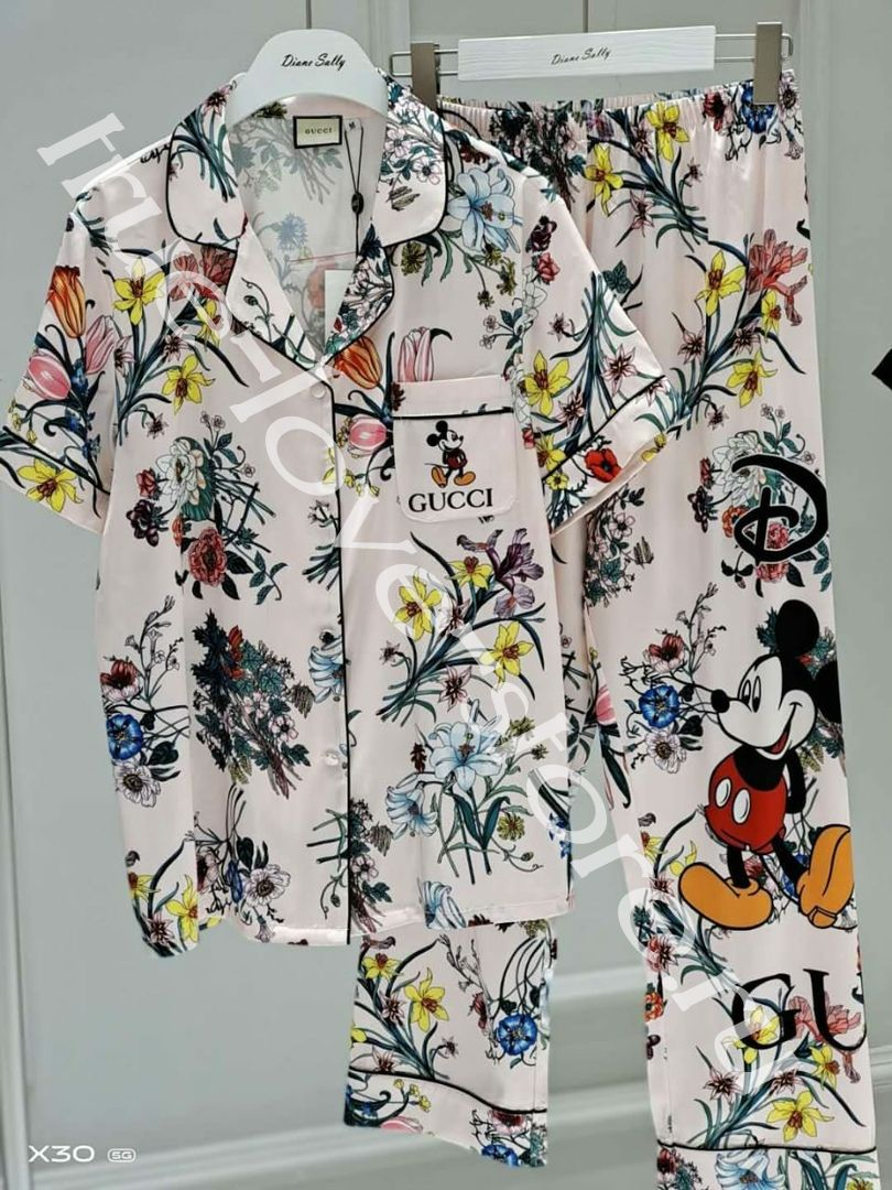 720198-2- Цена за 1 шт, Пижама двоечка GUCCI
