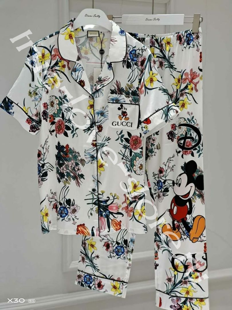 720198-3- Цена за 1 шт, Пижама двоечка GUCCI