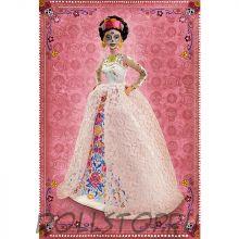 коллекционная кукла Барби День мертвых - Barbie Dia De Muertos Doll GNC40