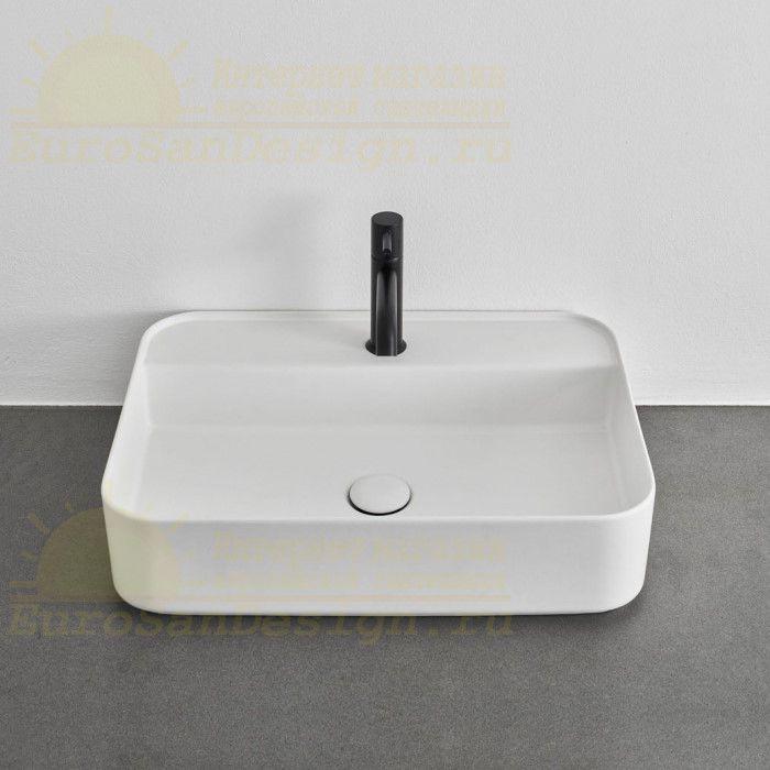 Раковина Cielo Shui Comfort SHCOLARF накладная или подвесная 60х43