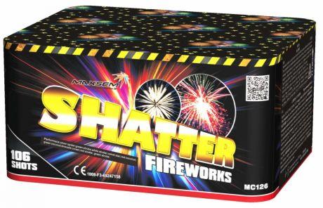 "Батареи салютов ""SHATTER FIREWORKS"" 106 залпов"