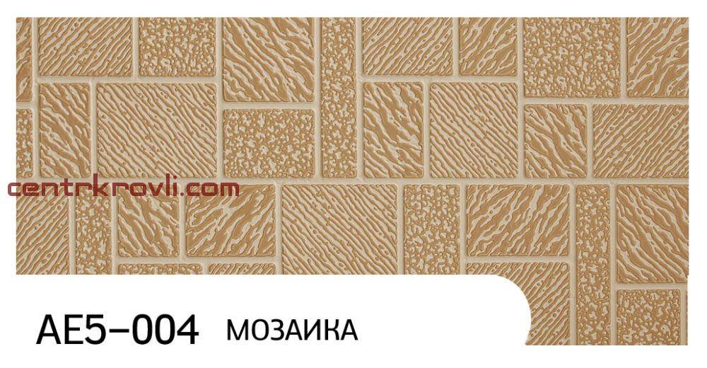 """Фасадная панель """"Zodiac"""" AE5-004; мозаика"""