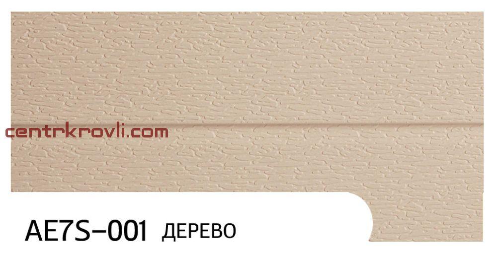 "Фасадная панель ""Zodiac"" AE7S-001; дерево"