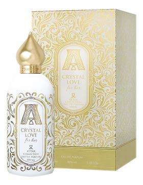 Attar Collection Crystal Love 100 мл - подарочная упаковка