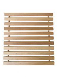 Трап деревянный широкий