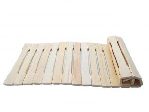 Коврик деревянный 40x120 - все для сада, дома и огорода!
