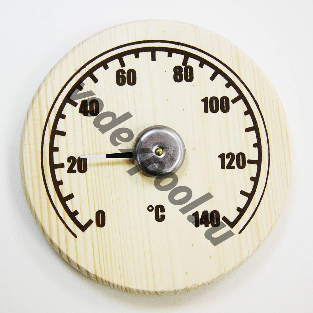 Термометр круглый, СБО-1Т