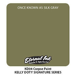 Eternal Kelly Doty Set - Corpse Paint