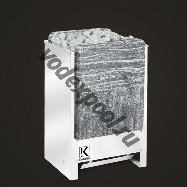 Электрическая печь KARINA Tetra 18 Кварцит