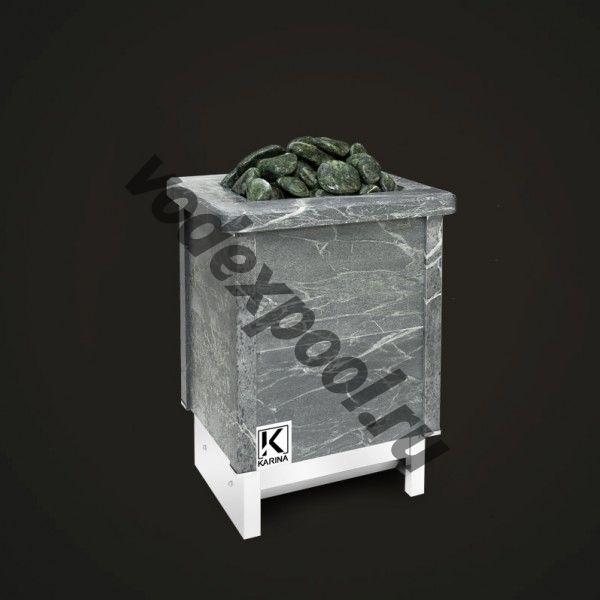 Электрическая печь KARINA Quadro 9 mini Талькохлорит