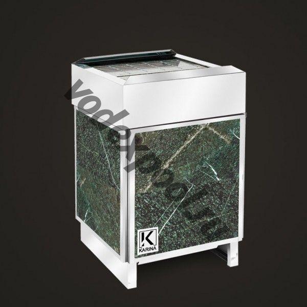 Электрическая печь KARINA Elite 8 Серпентинит
