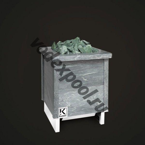 Электрическая печь KARINA Quadro 12 Талькохлорит