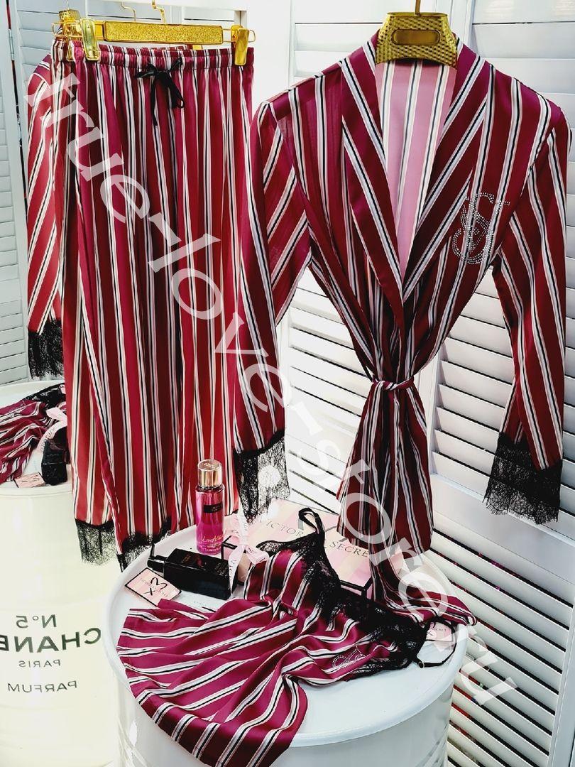 720015-1- Цена 1 шт. Пижама тройка VS