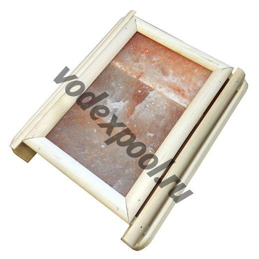 Абажур угловой с гималайской солью №5