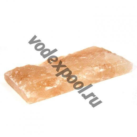 Плитка соляная 200мм*100мм*25мм сторона натуральная