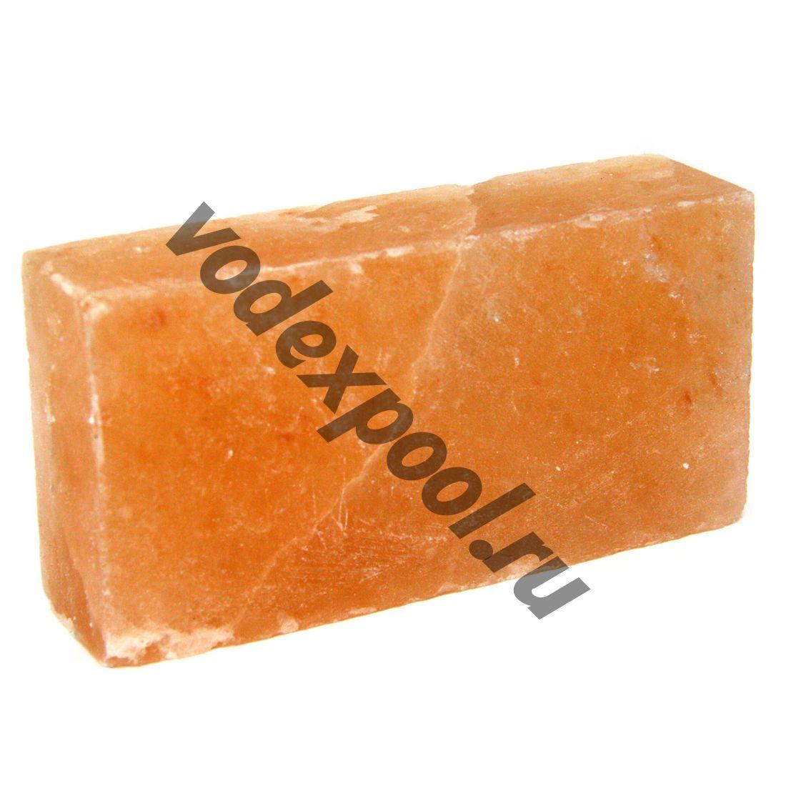 Кирпич соляной 200мм*100мм*50мм сторона шлифованная