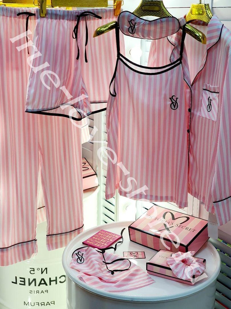 720016- Цена 1 шт. Пижама VS (6 предметов)
