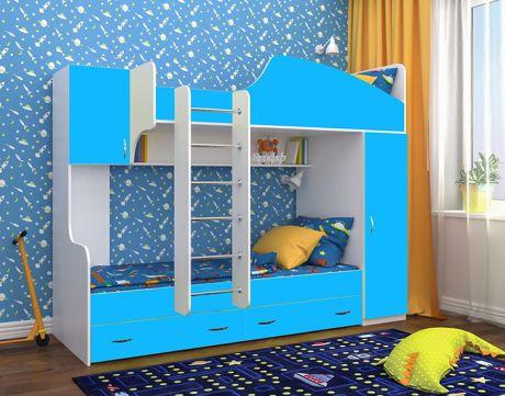 Кровать двухъярусная «Юниор 2»