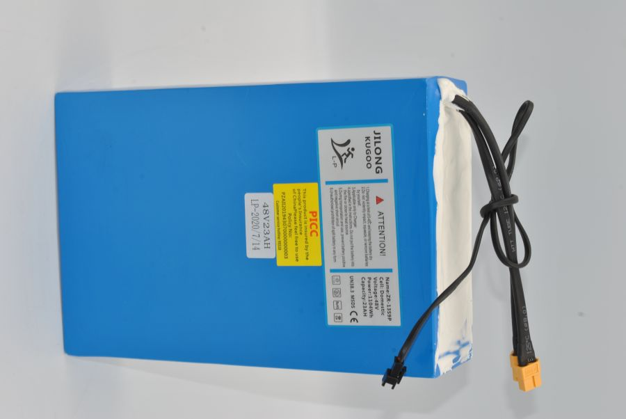 Аккумуляторная батарея для электросамоката Kugoo G-Booster 23Ah