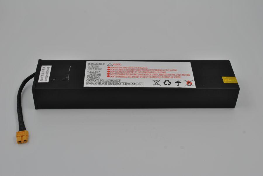 Аккумулятор для электросамоката Kugoo s2, Kugoo s3, Kugoo s1, E-twow 6000 mah (6 Ah)