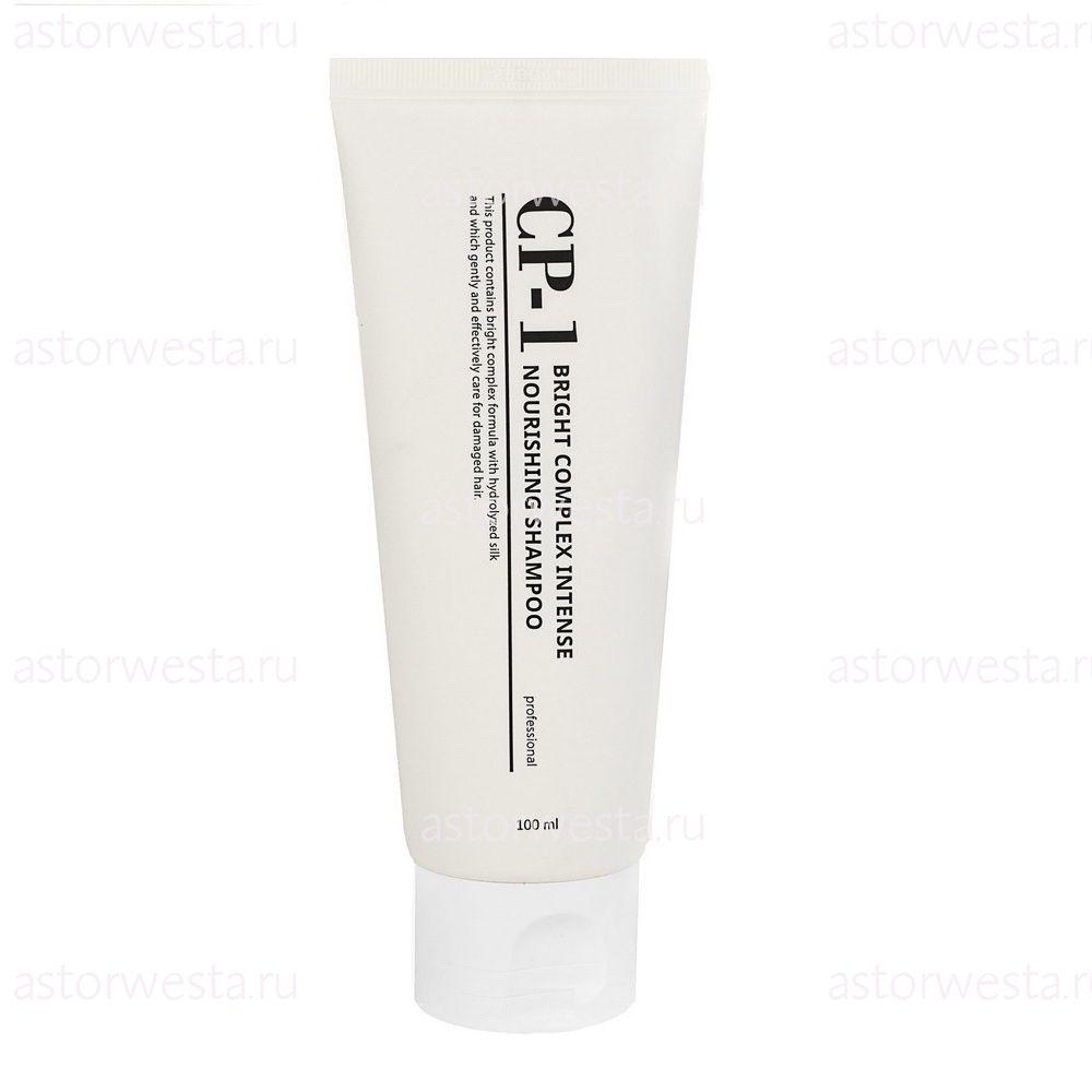Esthetic House CP-1 Bright Complex Intense Nourishing, 100 мл Протеиновый шампунь для волос (НЕТ В НАЛИЧИИ)