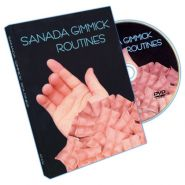 Sanada Gimmick Routines (Includes Gimmick and Magnet) by Toyosane Sanada