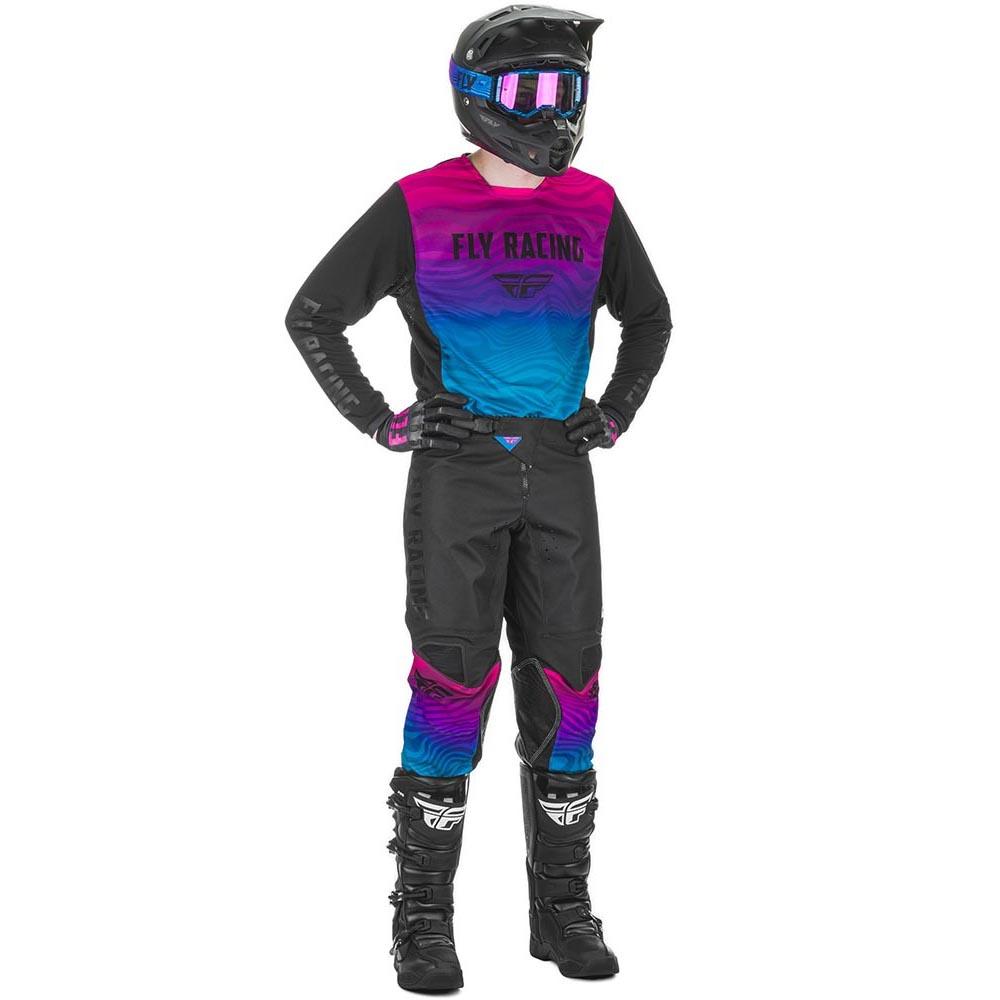 Fly Racing 2021 Kinetic Special Edition комплект джерси и штаны