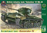 Английский танк «Валентайн» IV