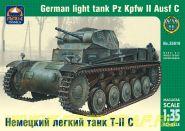 Немецкий лёгкий танк Т-II C