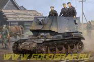 Танк Befehlsfahrzeug auf Fgst. Pz.Kpfw.35 R 731(f)
